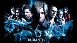 🔴 RESIDENT EVIL 6 - ADA DIRETO DO PS3
