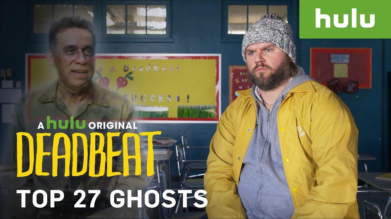 Top 27 Ghosts • Deadbeat on Hulu