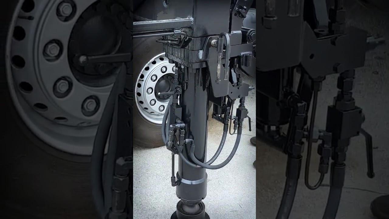 Download Hydraulic Stabilizer Leg For FASSI Crane  /  Υδραυλικό Ανυψώμενο Ποδαρικό Γερανού FASSI