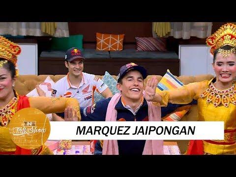 Image of Ketagihannya Marquez dan Pedrosa Joget Jaipongan