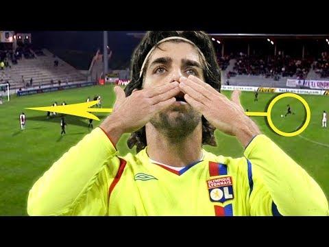 TOP 30 • Gols de Falta • Juninho Pernambucano