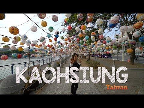 Kaohsiung Love River, Taiwan - Jack & Louise Vlog Episode 43