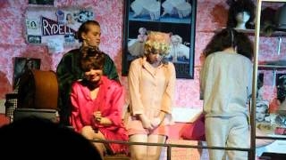 azle high school theater presents grease 2012