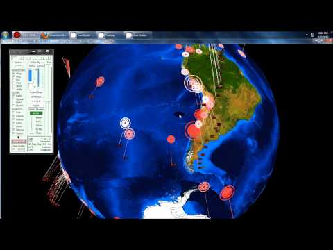 2/2/2012 -- Global Earthquake Overview -- USA, Europe, Asia, South Pacific, S. America