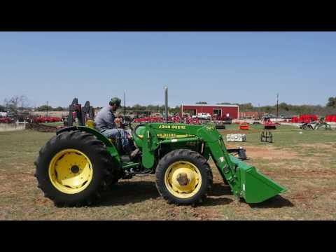 John Deere 5105 Tractor For Sale At Big Red's Equipment