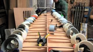 National trust wooden board making