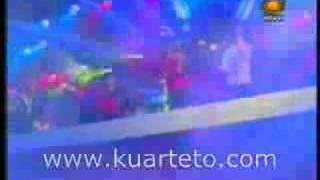 La Fiesta - Solo al mirarte - Kuarteto.com