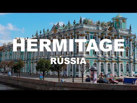 Museu Hermitage - São Petersburgo | Rússia