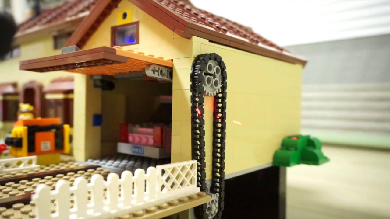 Дома лего техник техника для дома фото цена