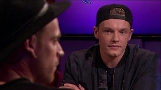 StukTV haalt prank uit bij Enzo Knol - RTL LATE NIGHT