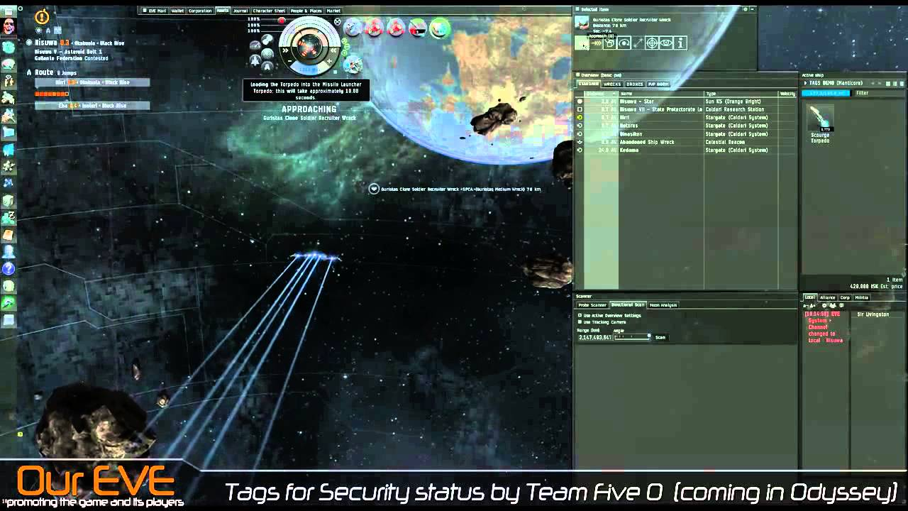 eve online tags for