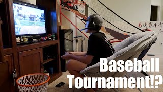 Baseball Tournament Weekend (Virtual)