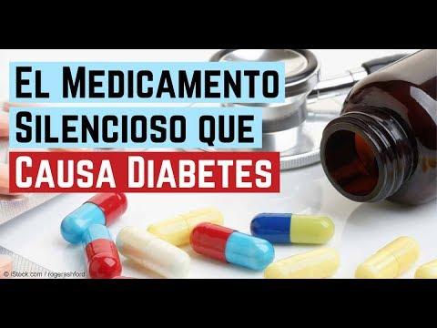 Sale a la Luz el Medicamento que a causado la DIABETES Mundial y lo esta consumiendo
