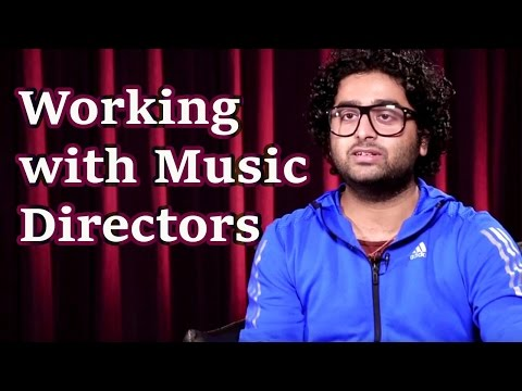 Arijit Singh on Working with Music Directors like Vishal- Shekhar | Soundtrack
