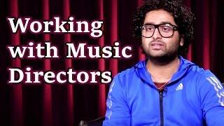 Arijit Singh on Working with Music Directors like Vishal- Shekhar | Soundtrack