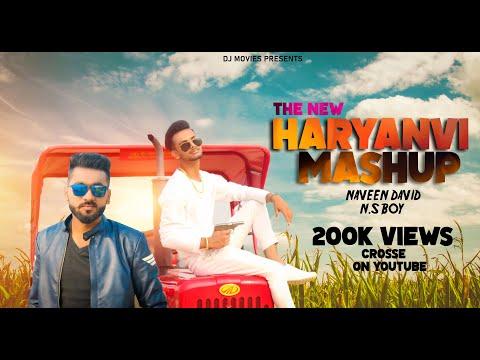 The New Haryanvi Mashup 2019 | Haryanvi Mashup 2019 | SH. Mani ,Naveen David,NS Boy,MNNV Productions