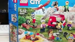 LEGO CITY 60202 Любители активного отдыха ОБЗОР