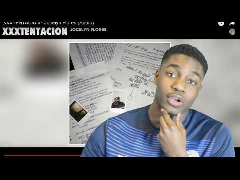 XXXTENTACION - Jocelyn Flores (Audio) SAD REACTION!!!