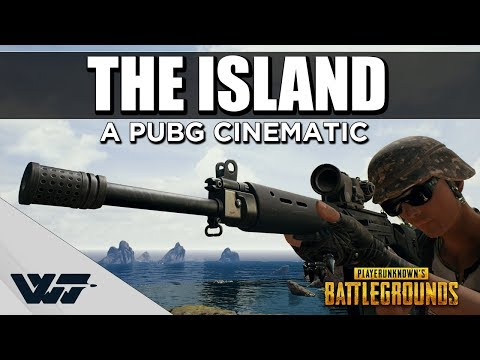 THE ISLAND - Facing the impossible situation - PUBG