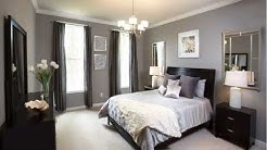 What Color Curtains with Gray Walls