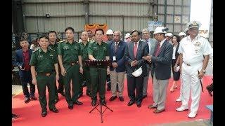 Ấn Độ vừa đóng 12 tàu tuần tra cao tốc HSGB giúp Việt Nam tăng cường hoạt động kiểm soát biển Đông