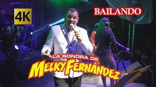 La Sonora De Melky Fernandez - Bailando / Cumbias Pa´Gozar 3 /4K
