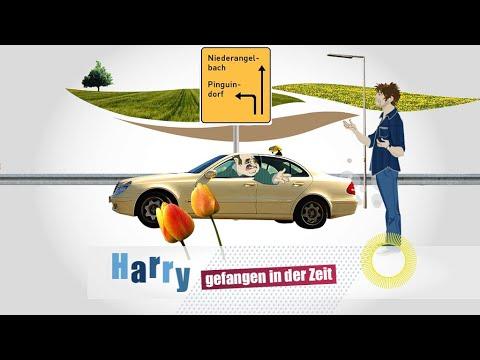 Learn German (A1-B1) | HARRY – Gefangen In Der Zeit | Episode 24