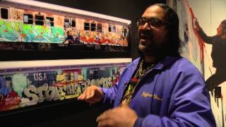 Arts in the City - Graffiti Artist: Sharp