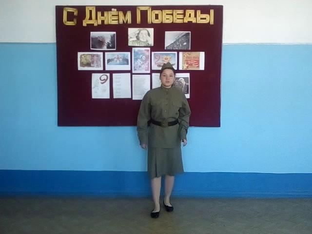 Изображение предпросмотра прочтения – РегинаШагивалеева читает отрывок изпроизведения «Зоя» М.И.Алигер
