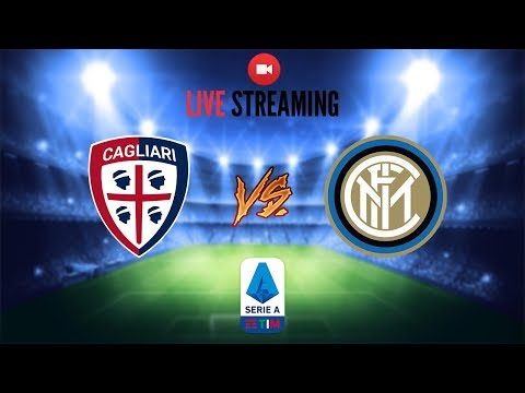 Cagliari - Inter • Live Streaming • Serie A • 01/09/2019