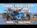 [Runescape 3] Fishing Frenzy Guide | Deep Sea Fishing Update