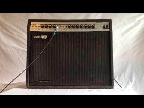 1970s Sunn Solos II Amp