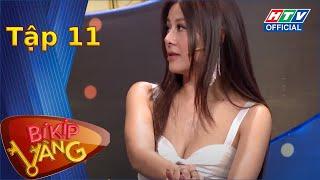 HTV BÍ KÍP VÀNG   Nam Thư mặc áo cưới, phân vân chọn lựa Cao Xuân Tài hay Ti Ti   #11 FULL