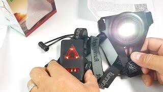 Review and How to of VSSPEED Outdoor LED Chest Light