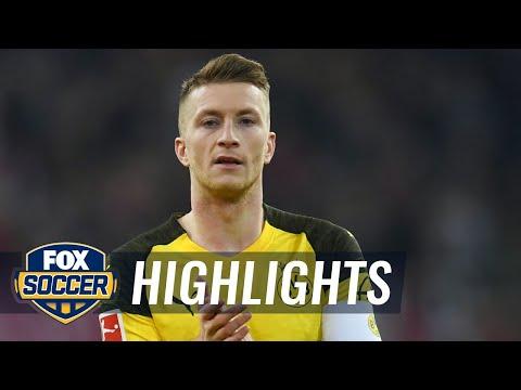 Fortuna Dusseldorf vs. Borussia Dortmund | 2018-19 Bundesliga Highlights