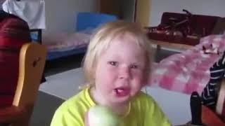 "Kid say ""Orange"", Mummy said ""Onion"" Kid auto Orange!!!"" Mummy say, ok, if you say so."