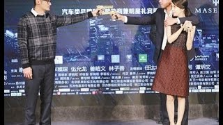 《看看星闻》:真刀上阵:《谜城》佟丽娅片场被吓瘫 Kankan News【SMG新闻超清版】
