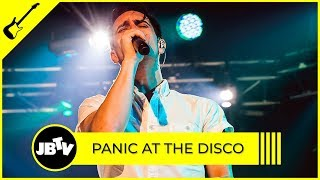 Panic! At The Disco - Miss Jackson | Live @ JBTV