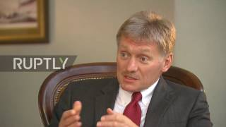 Russia  Sanctions and the reduction of nuclear weapons can hardly be linked   Peskov