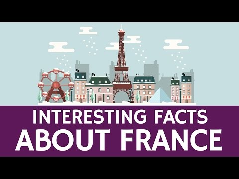 Fun Facts About France – Educational Top 7 Video For Kids