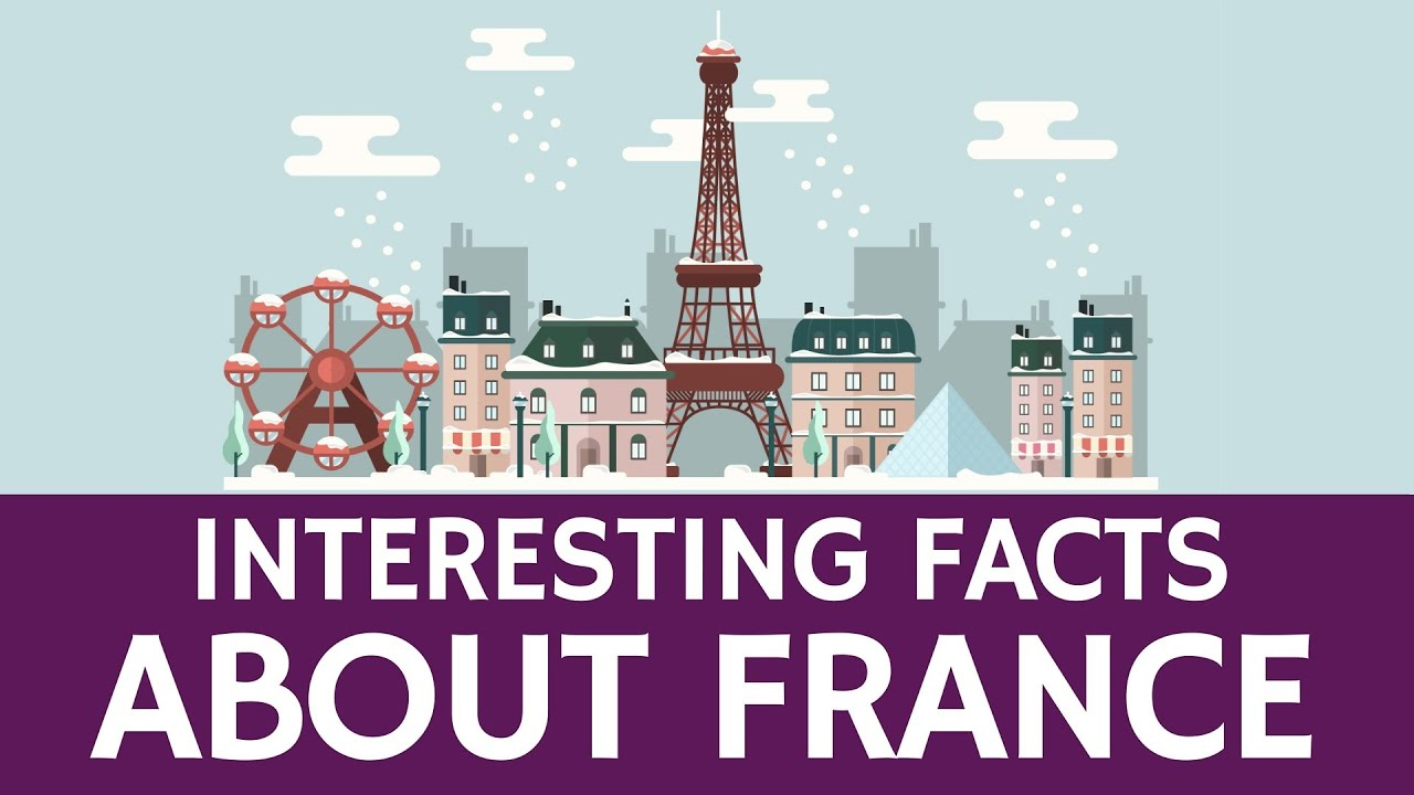 Map Of France Ks1.Fun Facts About France Educational Top 7 Video For Kids