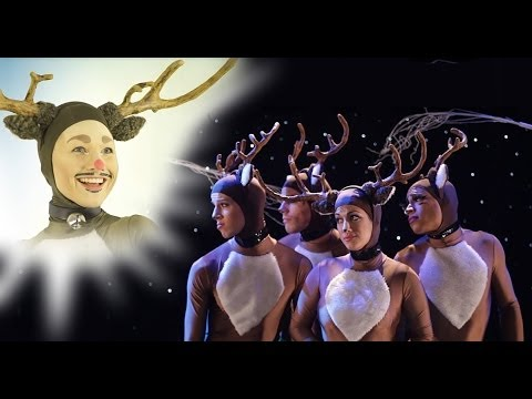 "Rudolph - A Holiday Lorde's ""Royals"" Cover by Mod Carousel Ft. Leeni"