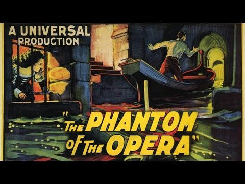 The Phantom of the Opera (1925) | HD | Full Horror