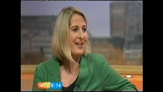 GMTV News hour 31/8/10 with Kate Garraway