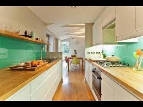 Desain Dapur Sempit Memanjang  model dapur sempit memanjang youtube