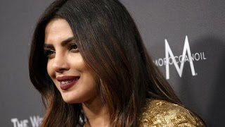 Priyanka Chopra Suffers Accident on the Set of