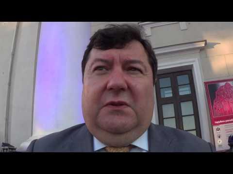 Литовский депутат: УКРАИНА и  РОССИЯ УЙДУТ В ЕС !