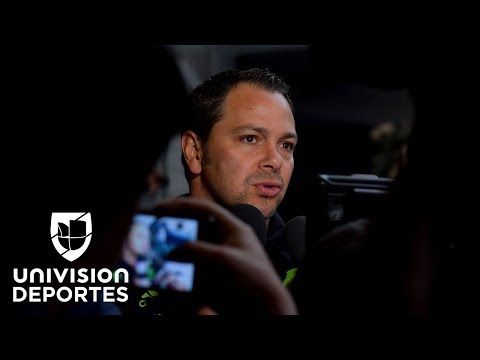 Santiago Baños un paso más cerca del América; dejó su cargo en selecciones nacionales