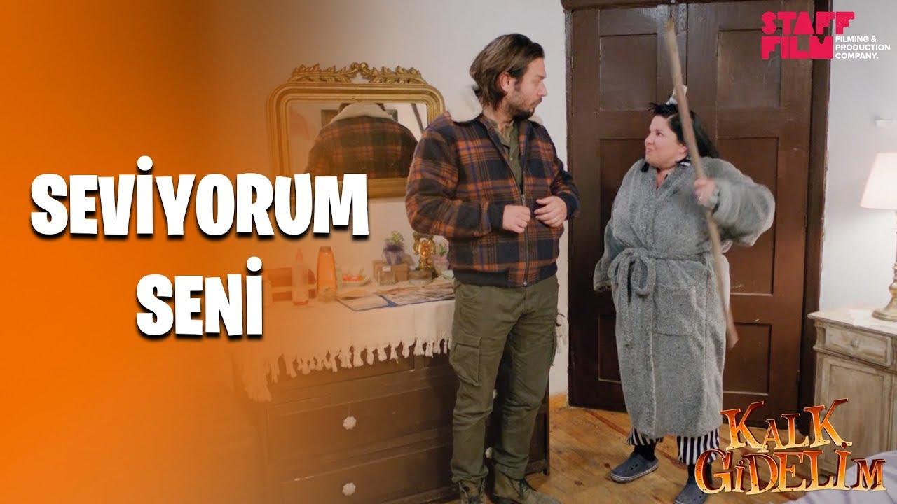 Kalk Gidelim 69. Bölüm - Ercan eve geri dönüyor!