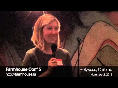 Farmhouse Conf 5 The Collapse of The Personal/Professional Separation by Jessica Hirsche